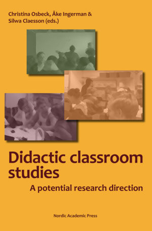 Didactic classroom studies